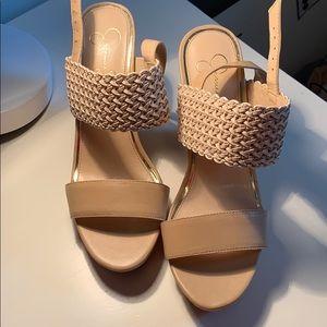 Like-New Jessica Simpson shoes